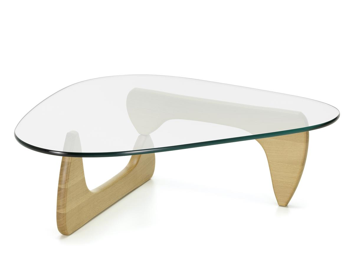 Vitra Noguchi Coffee Table Limited Edition Natural Oak By Isamu