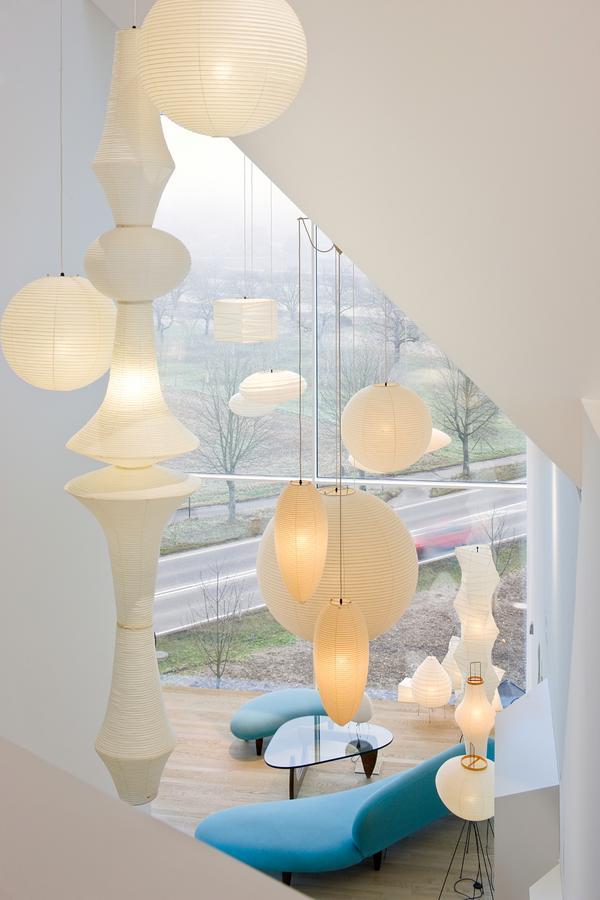 Vitra Akari 10a By Isamu Noguchi 1951 Designer Furniture By Smow Com