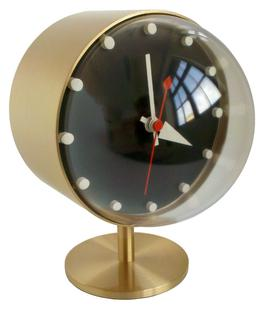 vitra night clock by george nelson 1948 designer furniture by. Black Bedroom Furniture Sets. Home Design Ideas