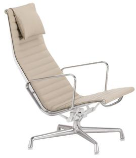 Vitra aluminium group ea 124 by charles ray eames 1958 for Vitra ea 108 replica