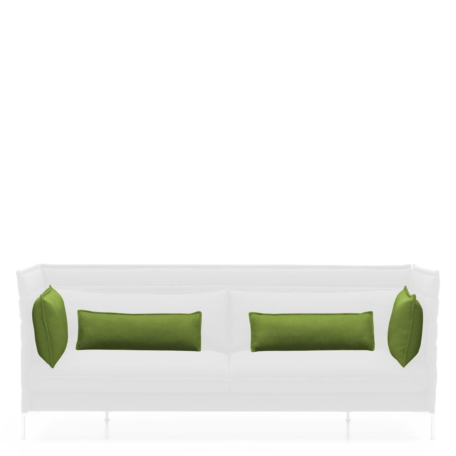 vitra cushion set for alcove sofa by ronan erwan. Black Bedroom Furniture Sets. Home Design Ideas