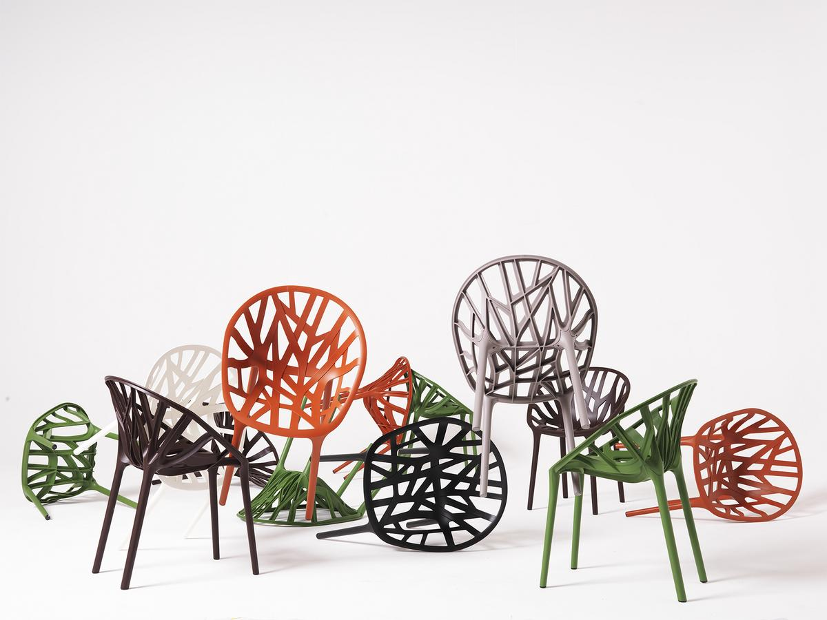 vitra vegetal by ronan erwan bouroullec 2008 designer furniture by. Black Bedroom Furniture Sets. Home Design Ideas