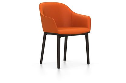 Softshell Chair with four-legged base