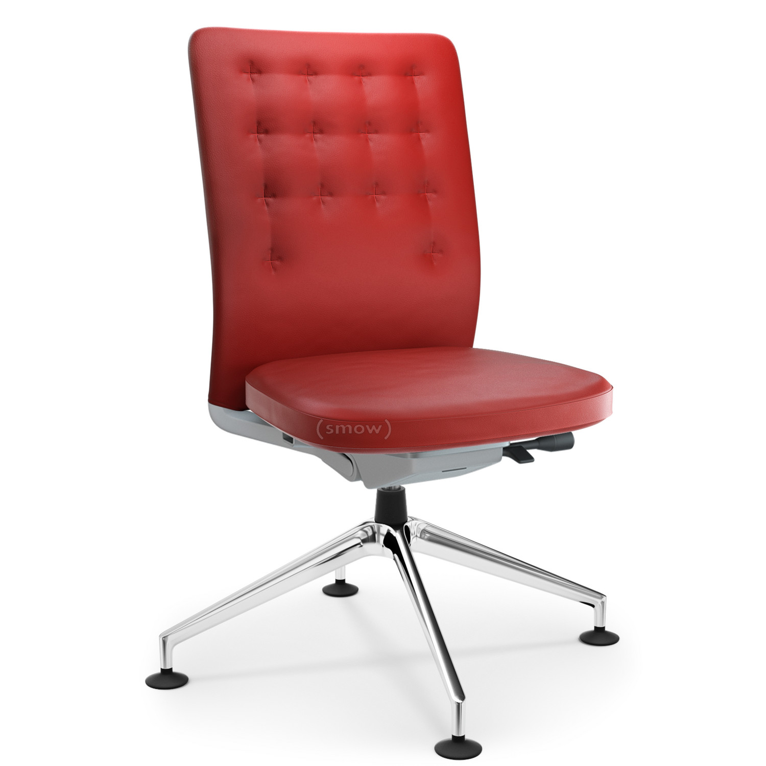 vitra id trim conference without lumbar support without armrests rh smow com