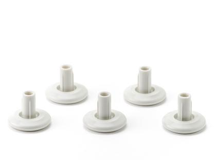 Glides (1 Set) for Vitra Chairs