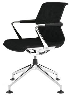 Unix Chair with Four Star Base