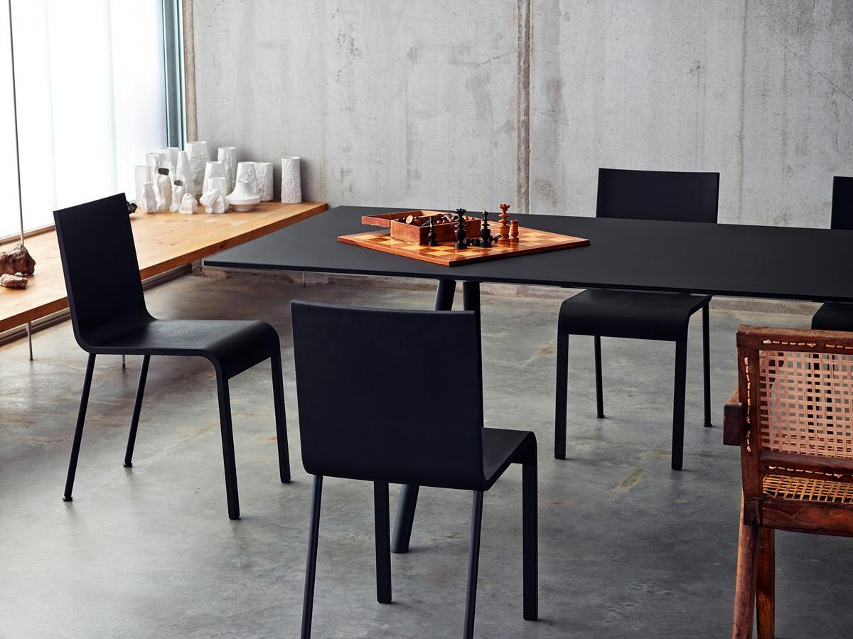 Vitra 03 Black By Maarten Van Severen 1999 Designer
