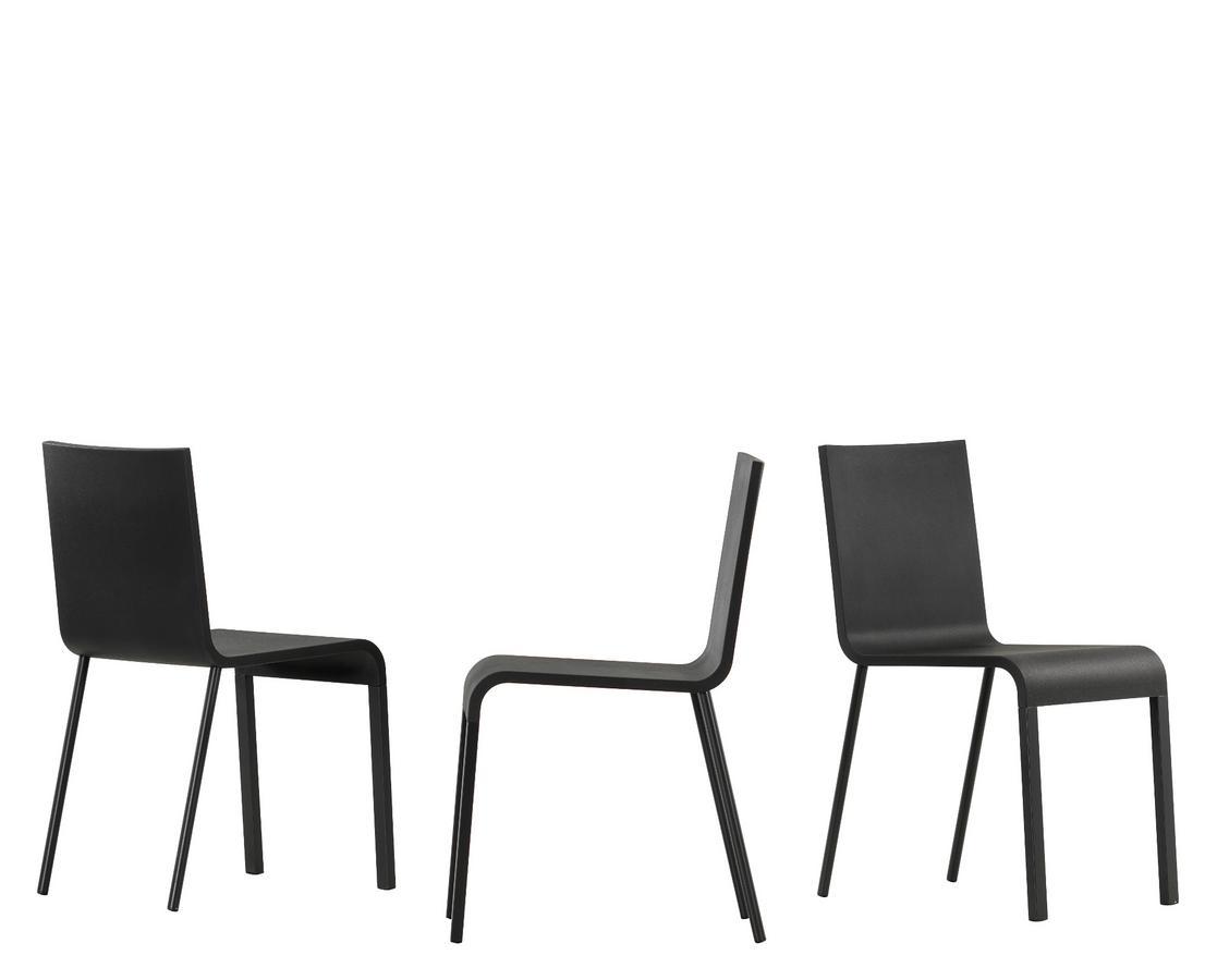 Vitra 03 Black by Maarten Van Severen 1999 Designer furniture – Vitra 03 Chair