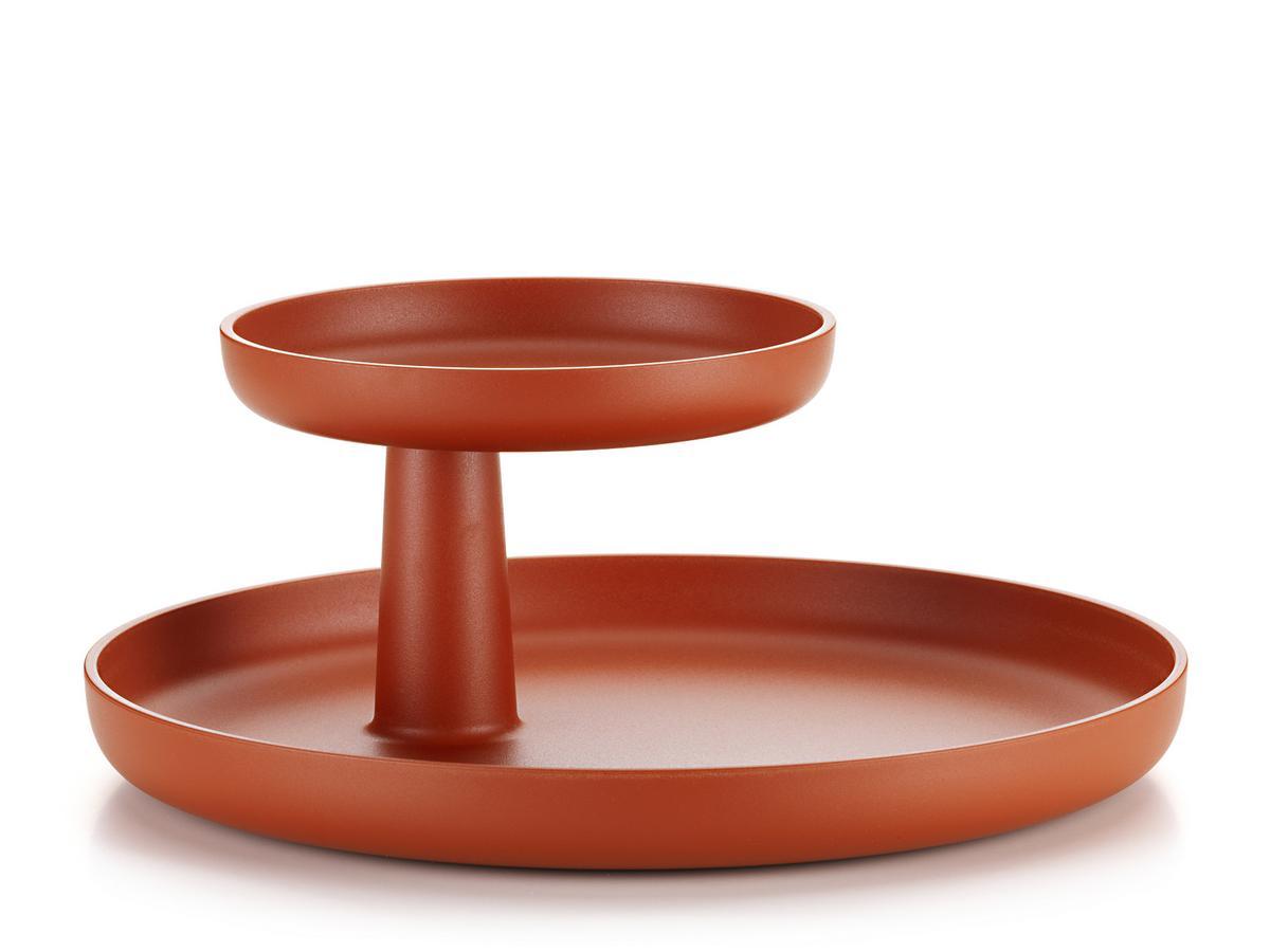 vitra rotary tray by jasper morrison 2014 designer furniture by. Black Bedroom Furniture Sets. Home Design Ideas