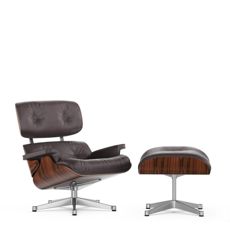 Vitra Lounge Chair Ottoman Beauty