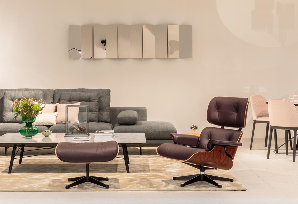 Eames Lounge Chair Living Room lounge chair & ottoman - beauty versions