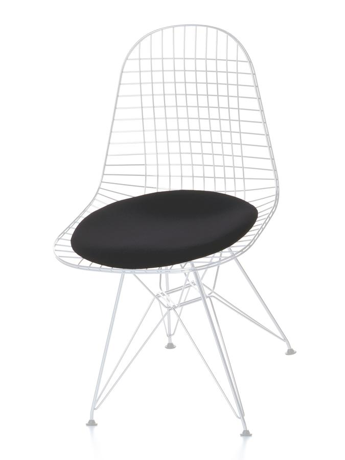 vitra seat cushion for wire chair dkr dkw dkx seat and backrest cushion bikini hopsak. Black Bedroom Furniture Sets. Home Design Ideas