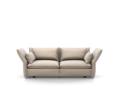 Mariposa Sofa 2,5-Seater (H80,5 x W171 x D101,5 cm) Dumet beige/melange