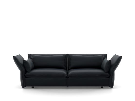 Vitra Mariposa Sofa 3 Seater H80 5 X W198 X D101 5 Cm Credo