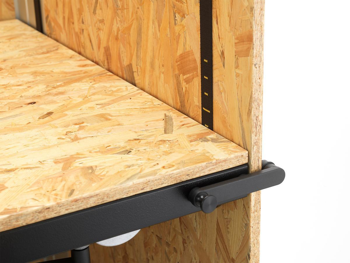 vitra hack table by konstantin grcic 2016 designer. Black Bedroom Furniture Sets. Home Design Ideas