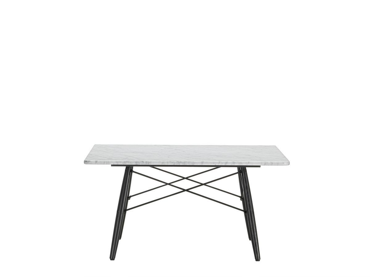 Eames Coffee Table L 76 X W Cm Marble Carrara