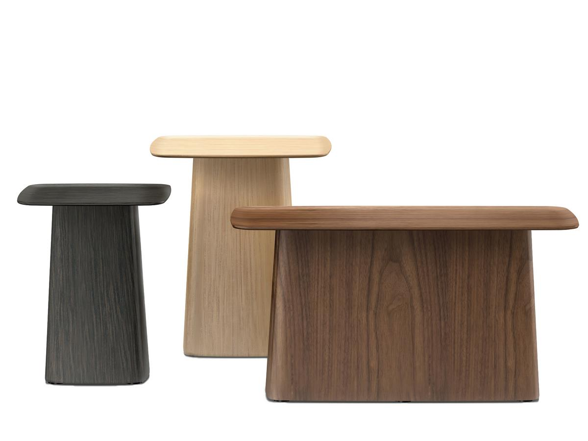 Vitra Wooden Side Table By Ronan amp Erwan Bouroullec 2015