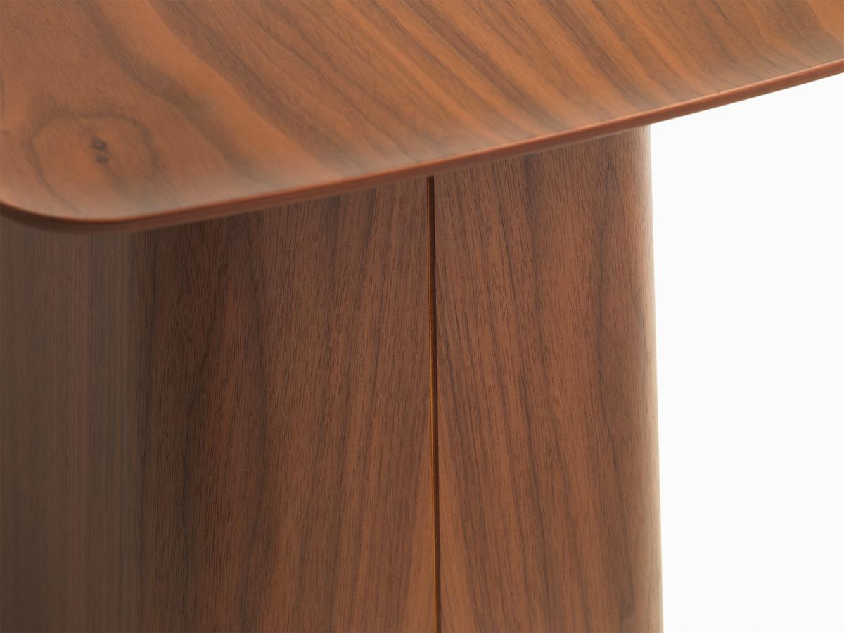 Wooden Side Table Vitra Wooden Side Table By Ronan Erwan Bouroullec 2015