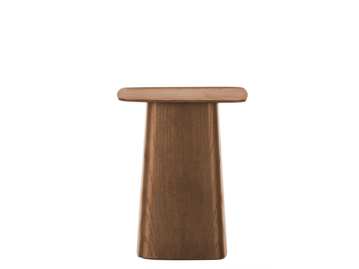Vitra Wooden Side Table By Ronan Erwan Bouroullec Designer - Long wooden side table