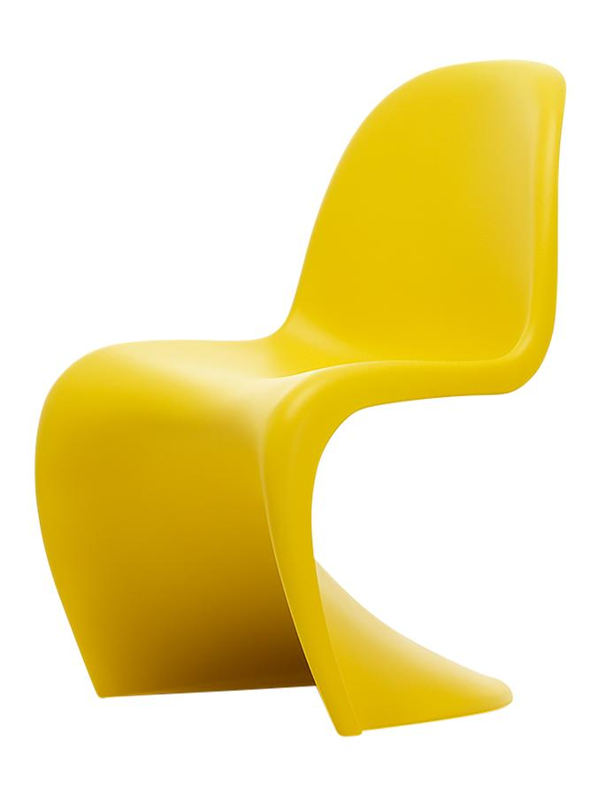 vitra panton chair sunlight by verner panton 1999. Black Bedroom Furniture Sets. Home Design Ideas
