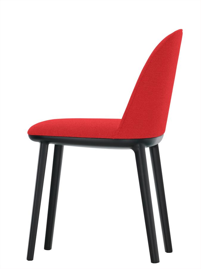vitra softshell side chair by ronan erwan bouroullec 2017 designer furniture by. Black Bedroom Furniture Sets. Home Design Ideas