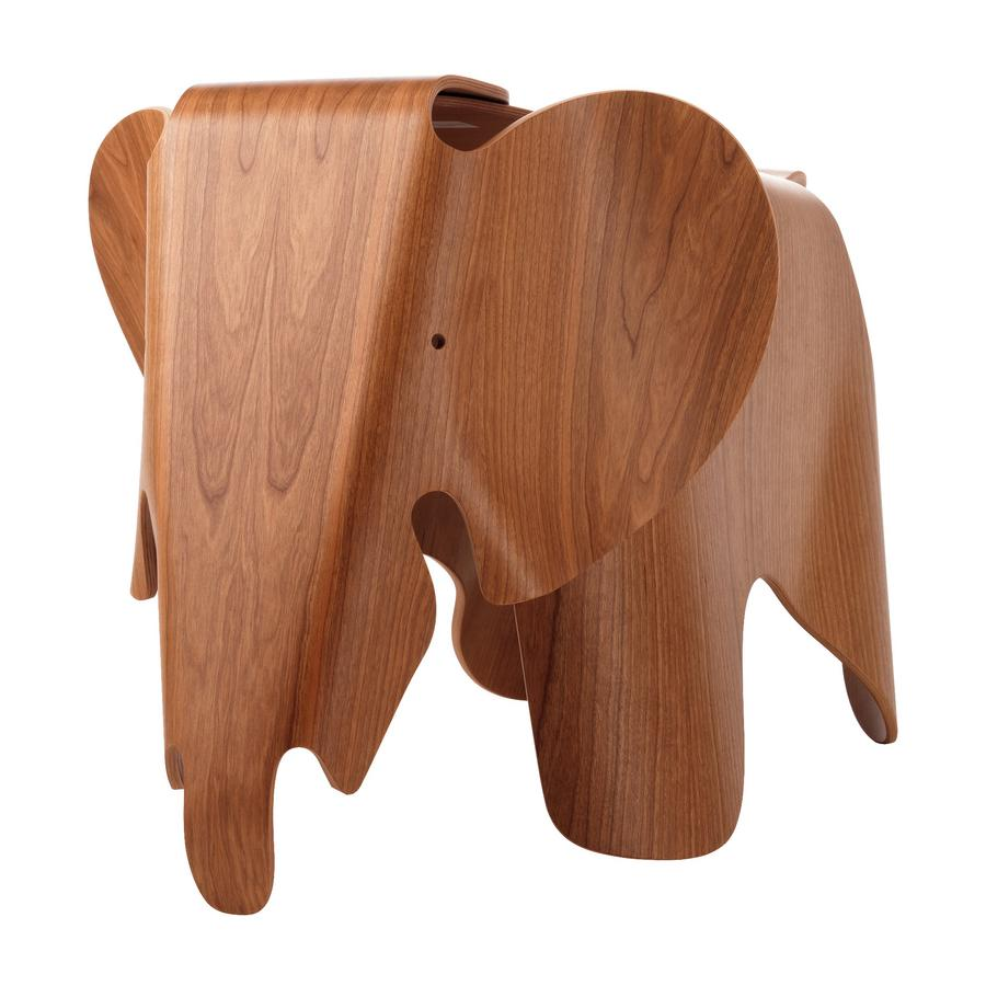 Vitra eames elephant plywood by charles ray eames 1945 for Eames meubles