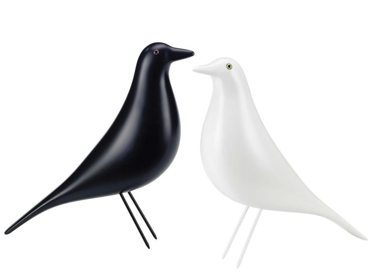 vitra eames house bird limited white edition by 1910 designer furniture by. Black Bedroom Furniture Sets. Home Design Ideas