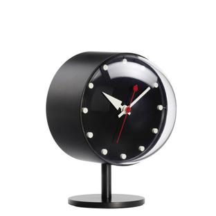 Night Clock Black