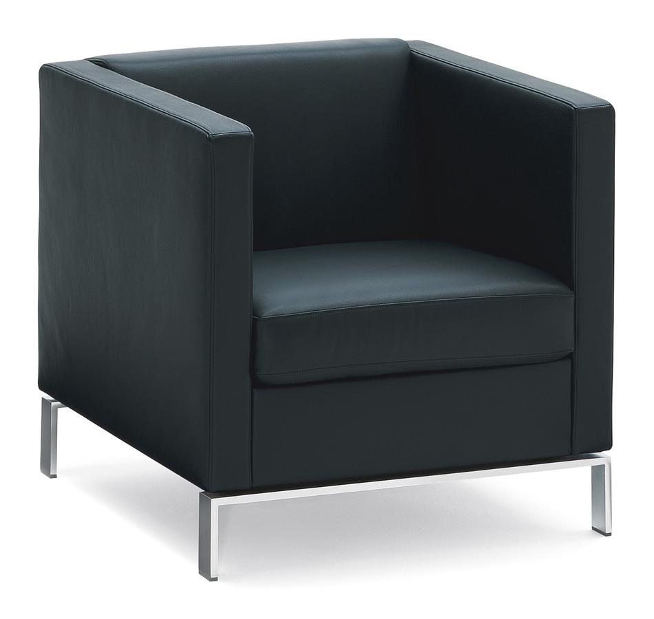 walter knoll foster armchair 501 by norman foster. Black Bedroom Furniture Sets. Home Design Ideas
