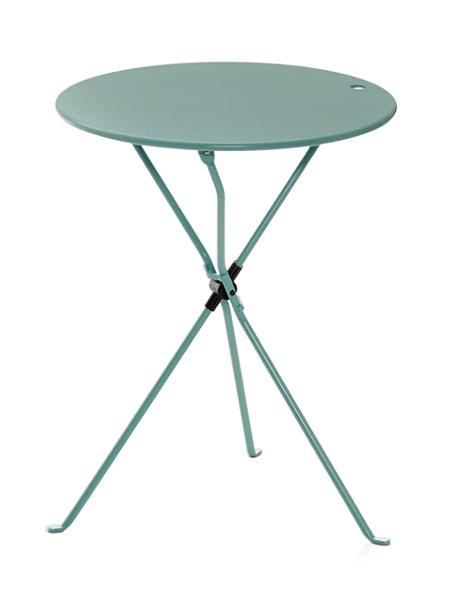 zanotta folding table cumano light