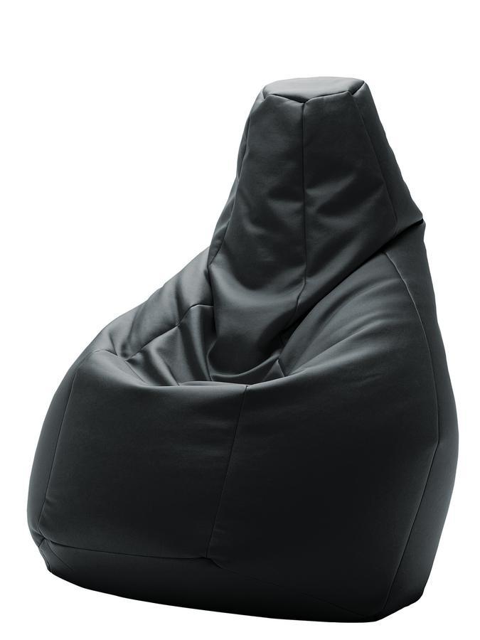 Zanotta Beanbag Chair Sacco Vip Red By Piero Gatti Cesare